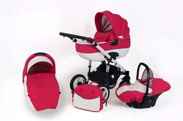 Комбинирана количка Zarra 3в1